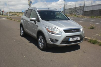 FORD KUGA 2.0 TDCI 4×2 FULL EQUIPO