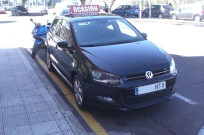 VW POLO 1.2 TSI 5P AÑO 2013