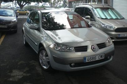 RENAULT MEGANE COUPE 2.0/16V FULL EQUIPO
