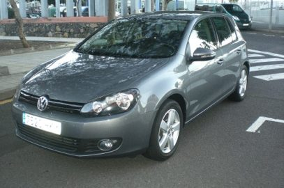 VW GOLF 1.6 TDI FULL EQUIPO IMPECABLE